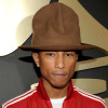 Pharrel Williams irá leiloar chapéu que usou no Grammy